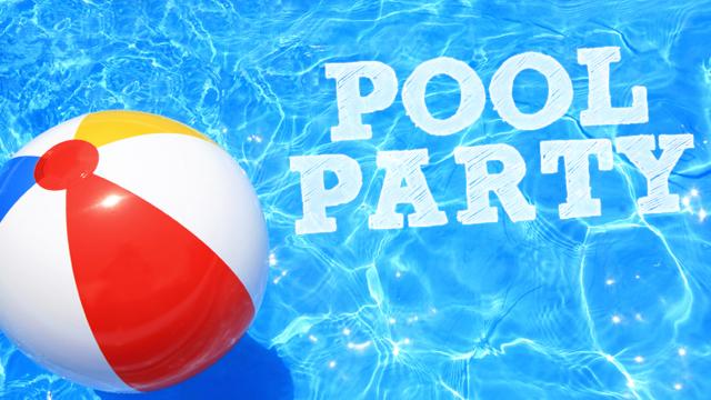 Resultado de imagem para pool party
