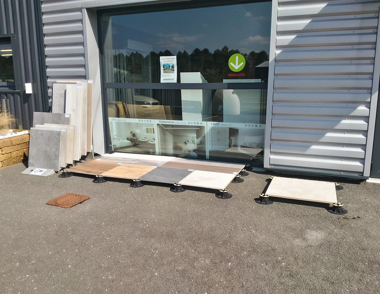Carrelage Concept Design  France   Carrelage Pas Cher Bordeaux Carrelage Concept Design Magasin ext    rieur 2