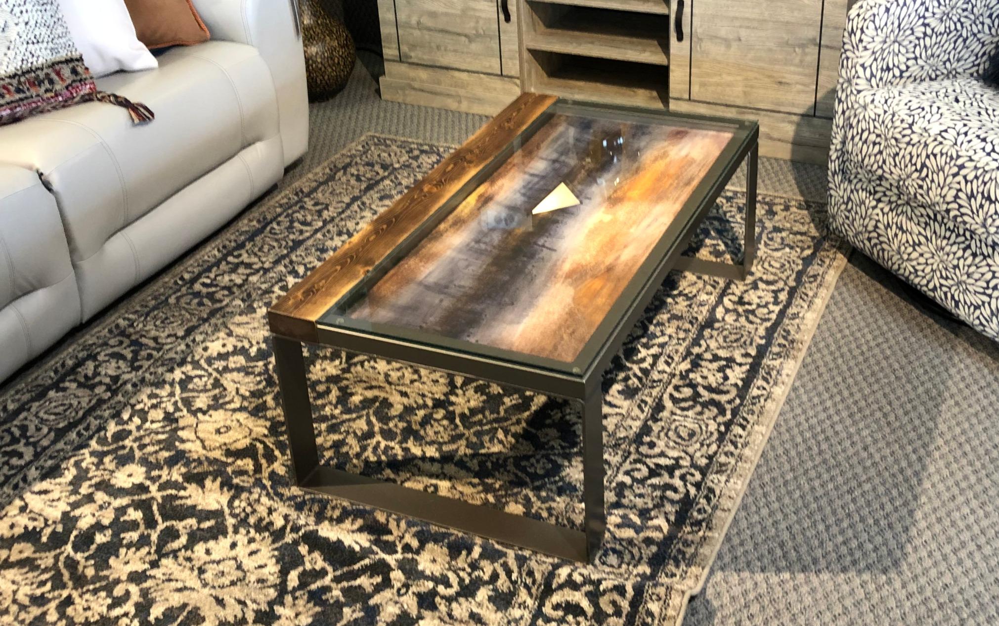 forge design meubles bois et metal