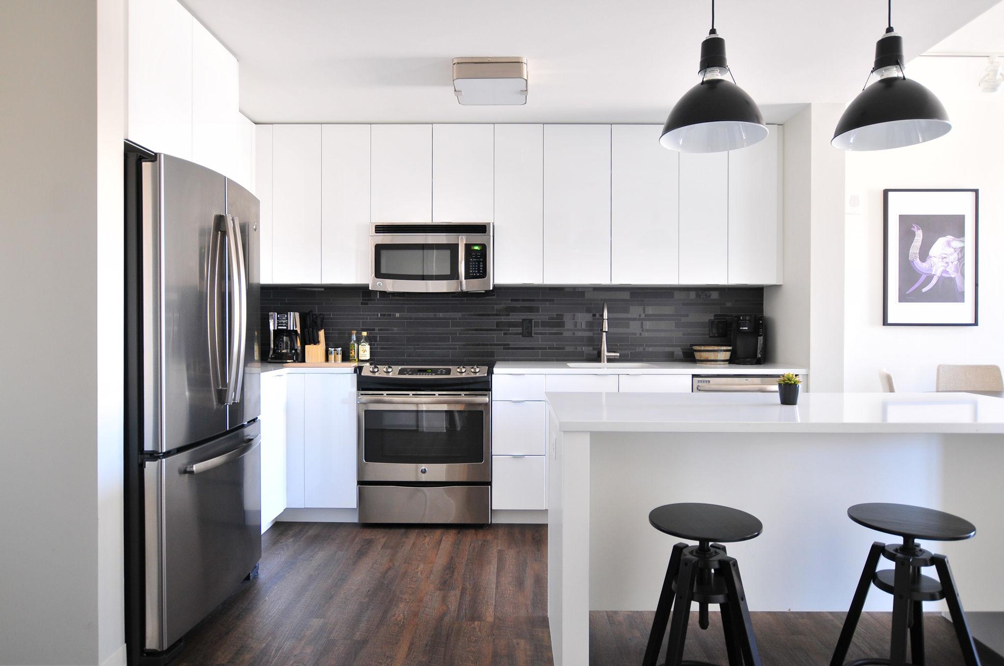 the kitchen remodeling timeline