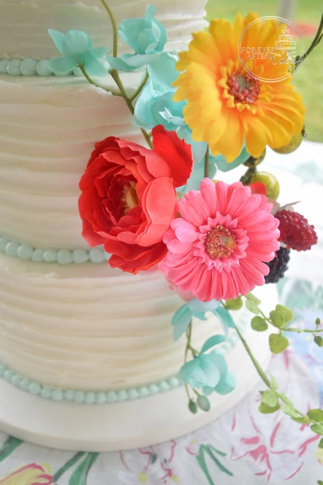 Welcome to Forever After Cakes   Wedding Cakes  Lake Jakson     Vintage  Shabby Chic  Old Fashioned Wedding Cake