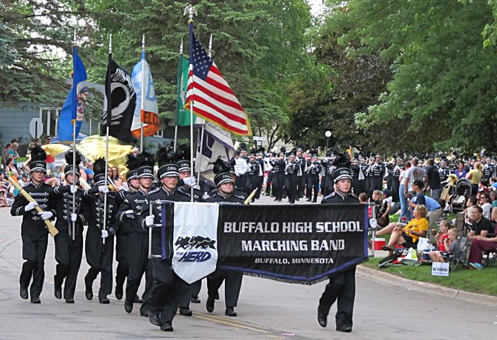 Indian Days Parade Sauk Rapids