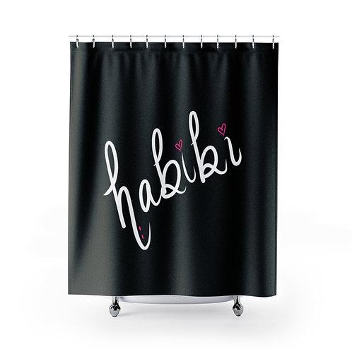 habibi love shower curtain bestlovenotes