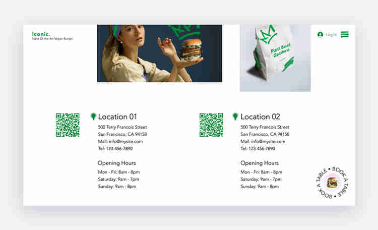 QR codes for locating your business