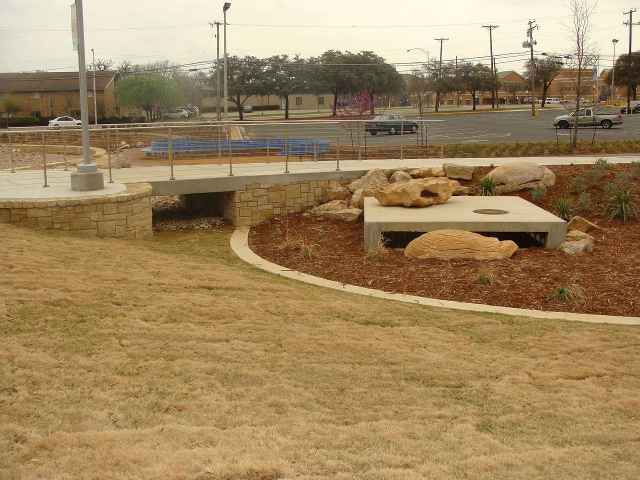Detention Pond Design Hec Hms
