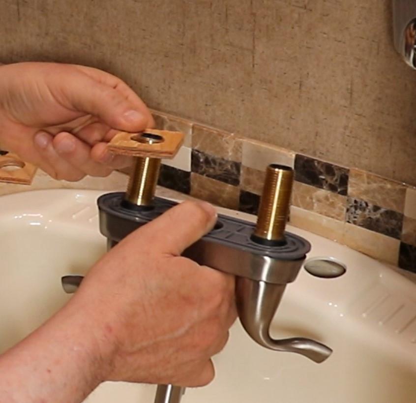 an rv bathroom faucet rv upgrades