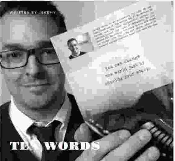 Jeremy Waite - Ten Words