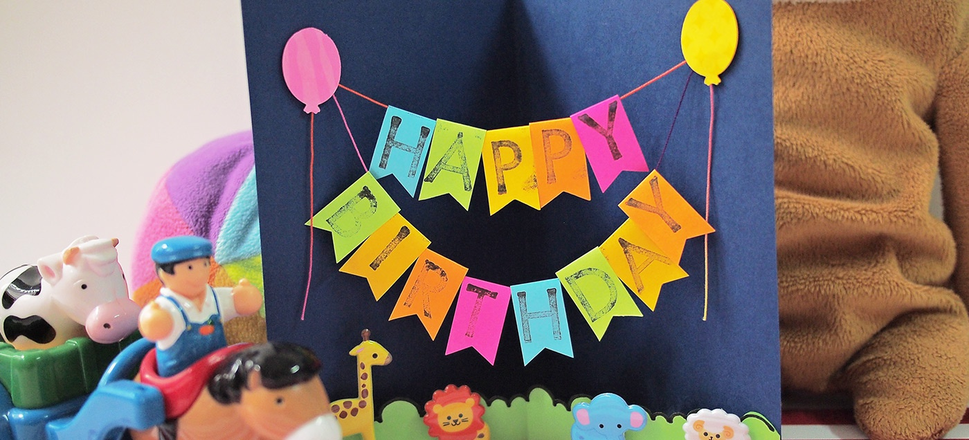 Menggunakan Sticky Note Untuk Membuat Pop Up Birthday Card Nextberita
