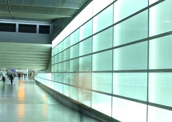 etagere en verre sur mesure geneve
