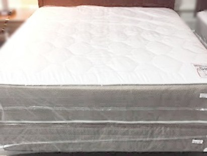 Comfort Sleep Full Mattress Set