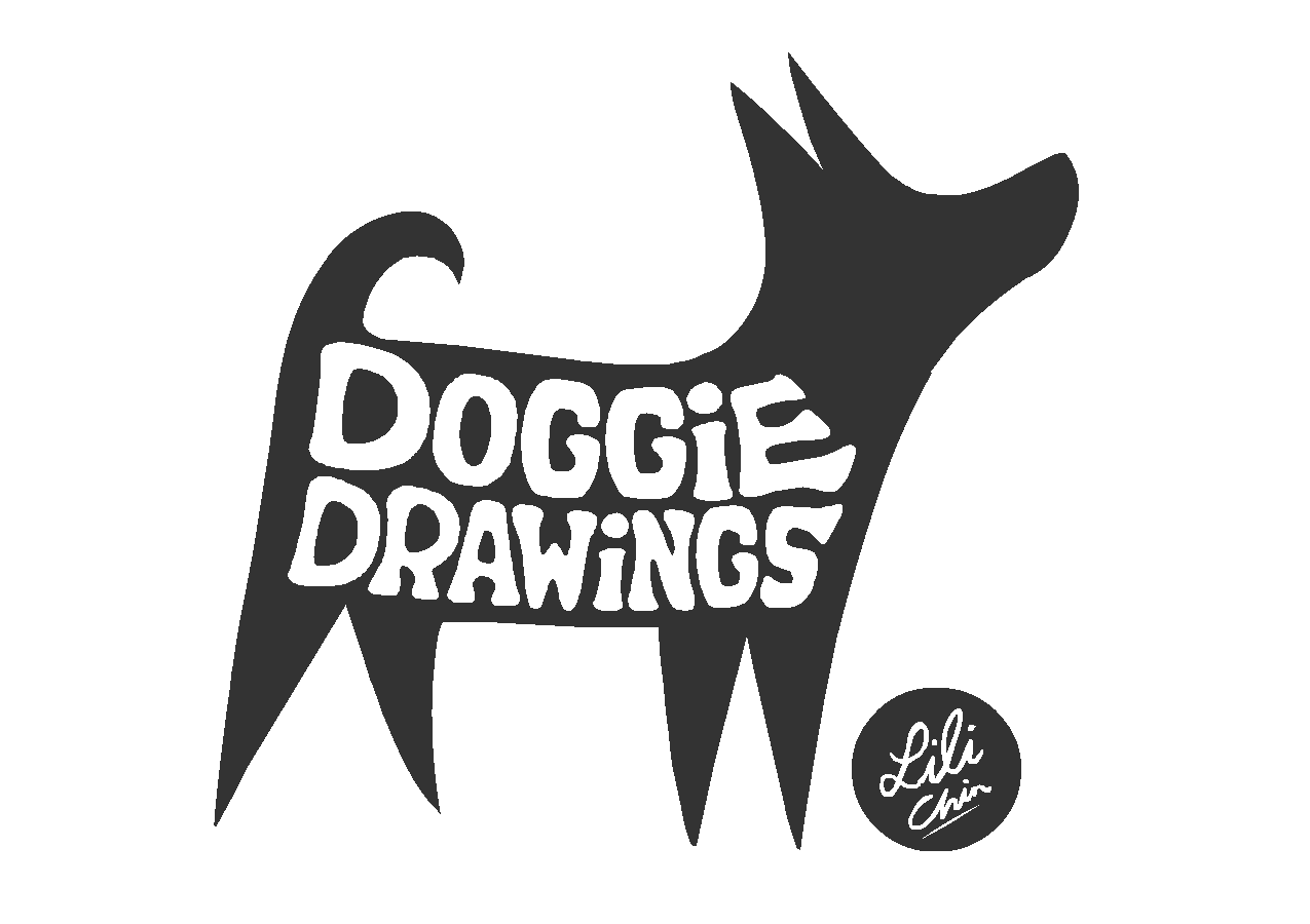 Doggie Drawings Infographics