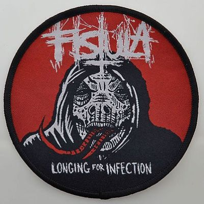 Fistula Longing For Infection Patch by Jason Barnett