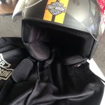 Harley Davidson Open Face Helmet Medium Website