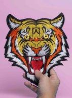 Patch thermocollant Tigre XXL