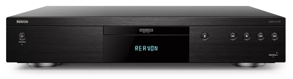 REAVON-UBR-X100 full digital universal 4K UHD player