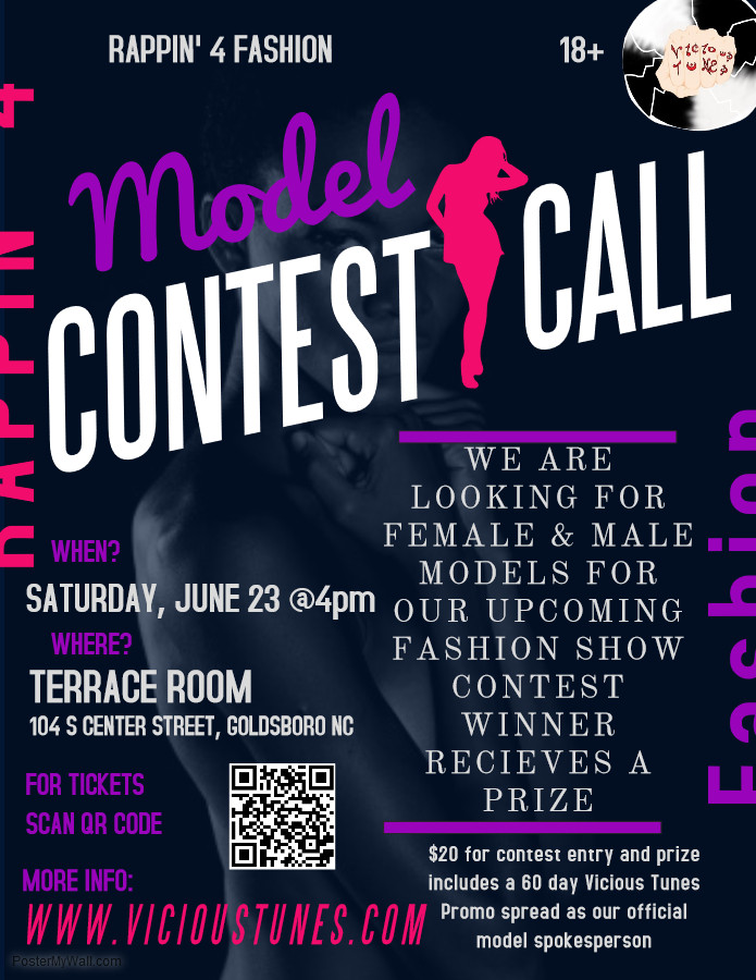 Copy Of Casting Call Flyer Template Jpg