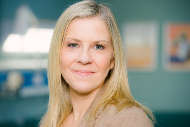 Casualty's series producer Erika Hossington