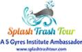 splash trash tour logo