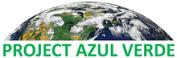 project azul verde logo