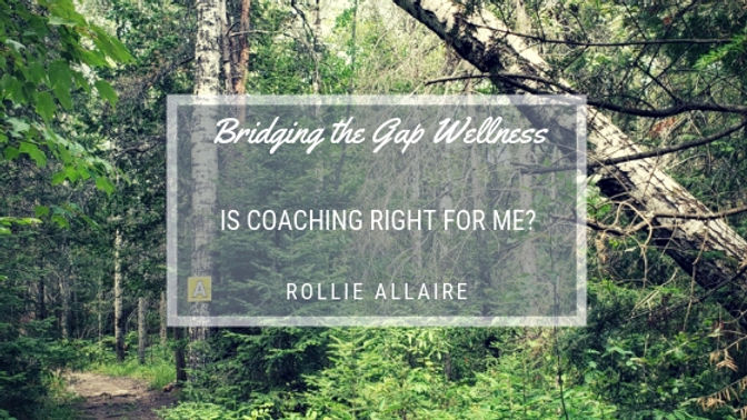 Is Coaching Right For Me?