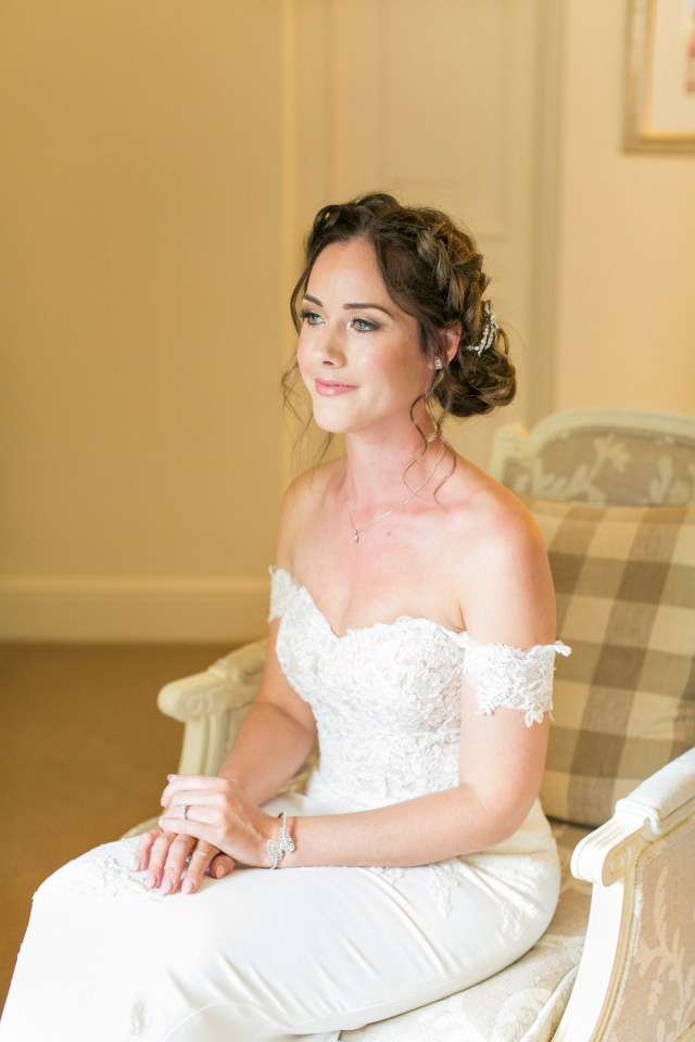 wedding hair & makeup gallery