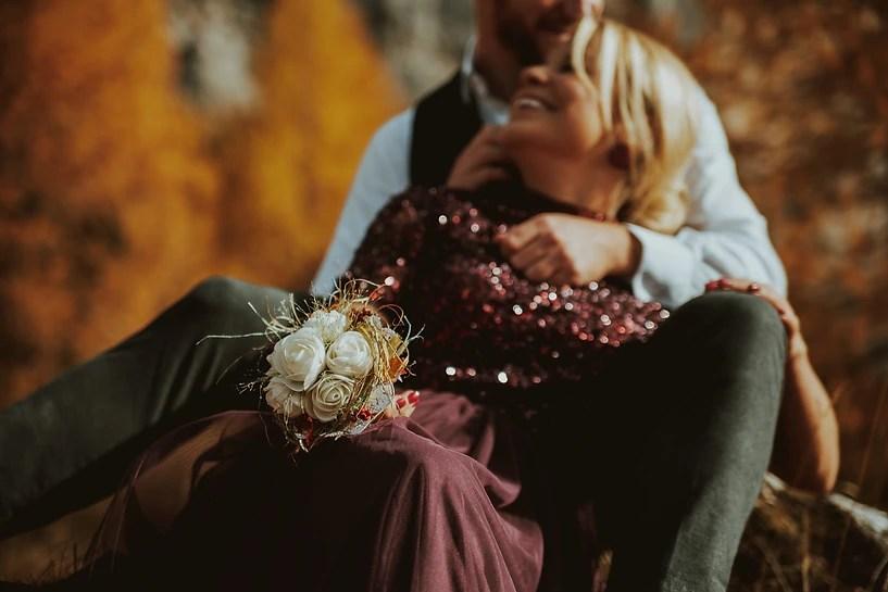 Mountain Wedding - October Wedding - Alta Badia & Val Gardena