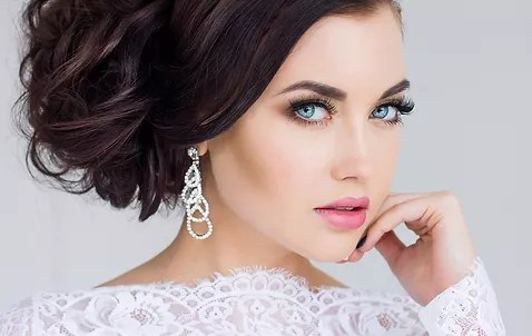 bridal makeup artist and wedding hair stylist