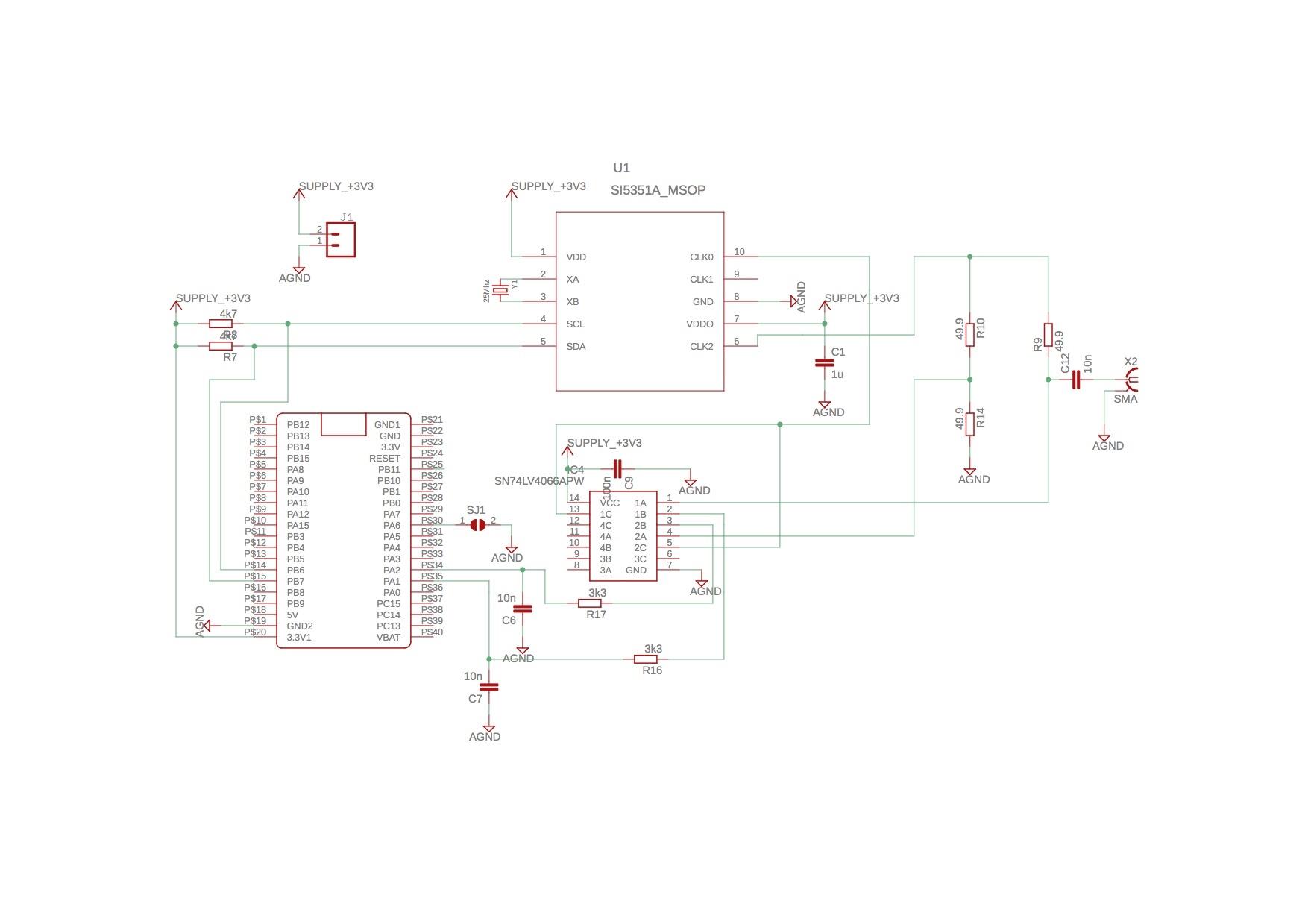 Antennayzer Kit 200 Mhz Wspr