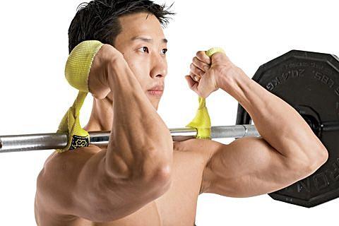 Image result for front squat strap
