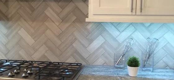 b w designer tile backsplashes