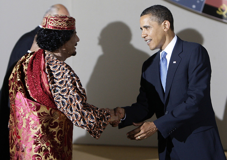 Emails Reveal NATO Killed Gaddafi