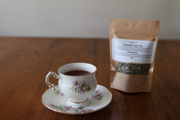 DISPENSARY TEA / Peaceful Calm tea
