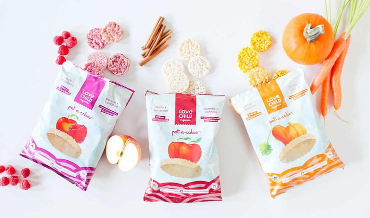 Love Child Organics - pat-a-cakes