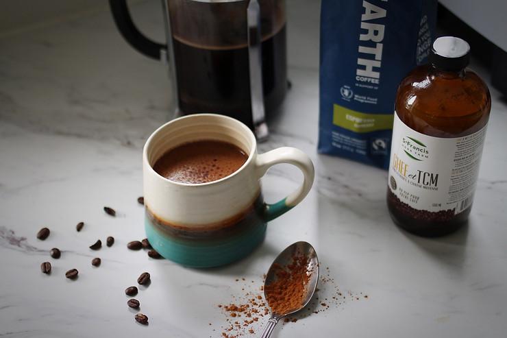 """Paleo """"Bulletproof"""" Coffee"""