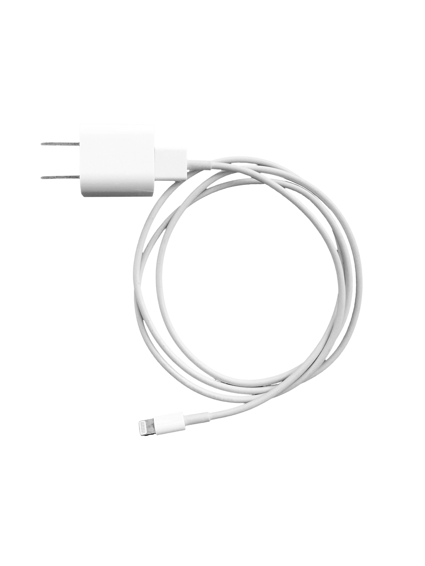 Apple 5w Usb Power Adapter With A Lightning Cable