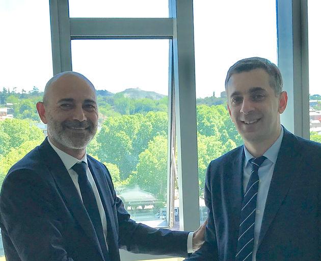 bigblock datacenter cryptodidacte vice ministre georgien