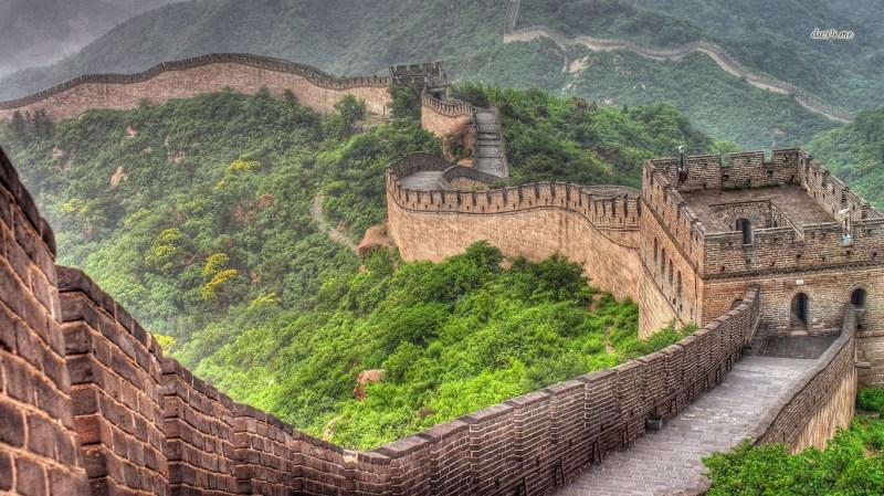 Billedresultat for велики кинески зид
