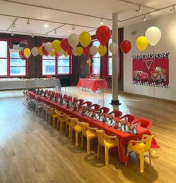 Children S Birthday Parties New York City Fire Museum Usa