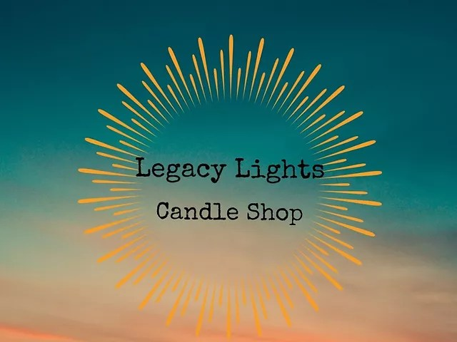scented candles legacy lights candle shop