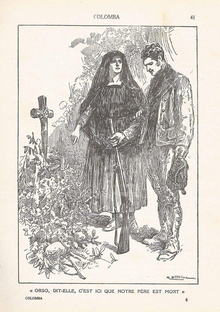 Colomba, nouvelle de Prosper Mérimée