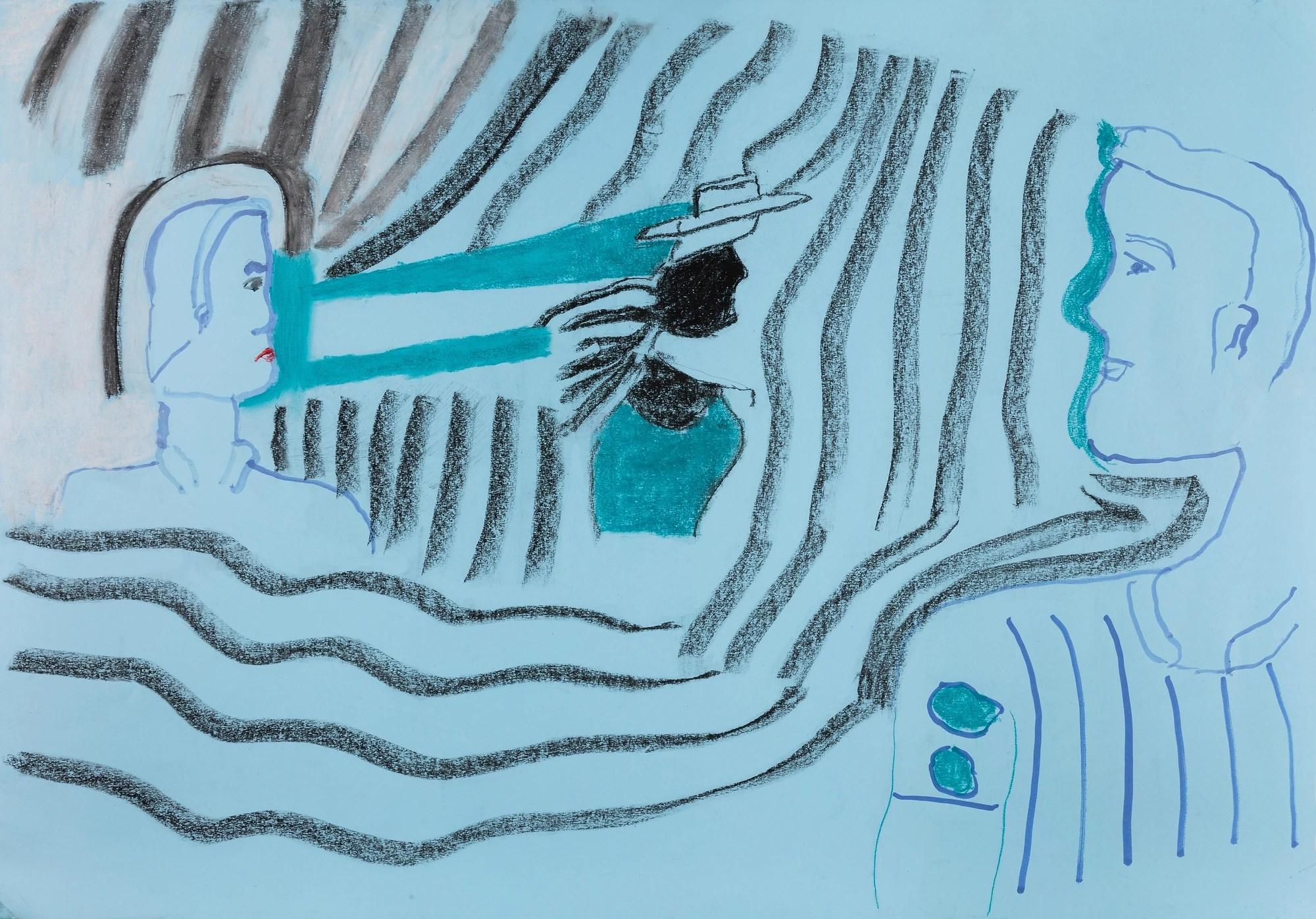 deniz gul ve lale muldur un