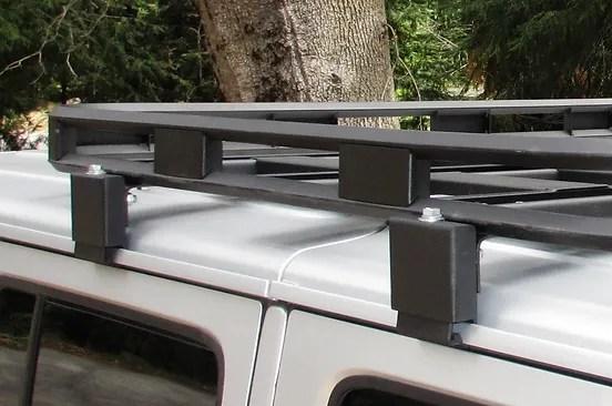 diamondrax roof rack rack mounts