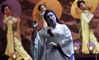 Teatro El Círculo Rosario cartelera: opera MADAMA BUTTERFLY
