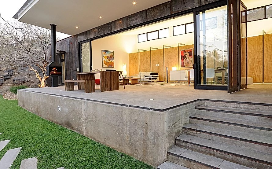 Family Home Designed By Namibian Architect