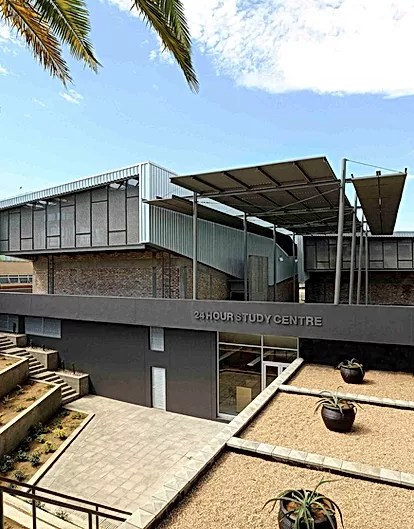 Jaco Wasserfall Architects Windhoek Namibia