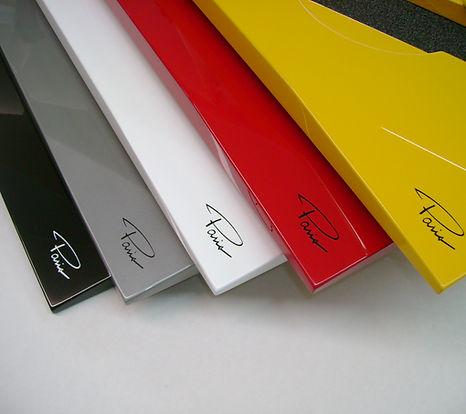 Oracle Paris Series Color Palette Full