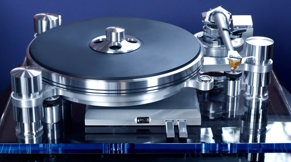 Oracle Delphi MkVI Second Generation turntable
