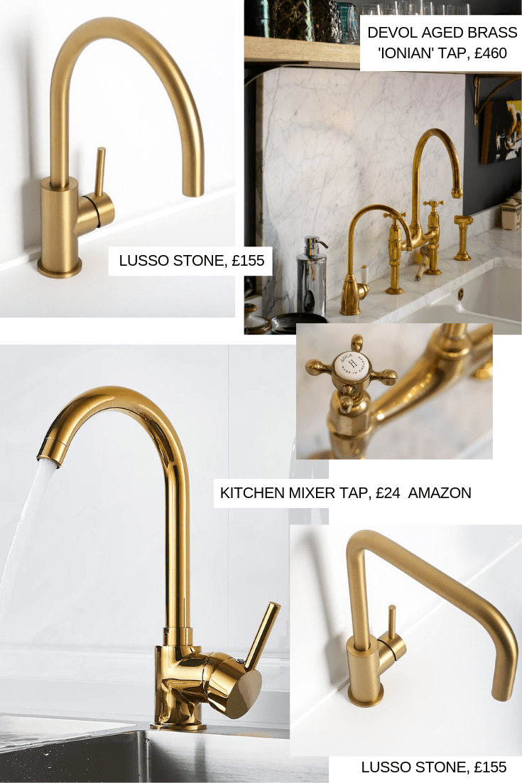 brass kitchen taps where to buy yours
