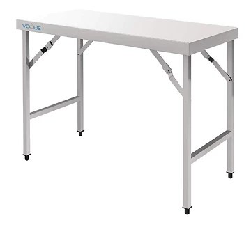 juice bar equipment list - folding catering table