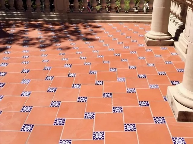 maz rustic tile pavers and terracottas